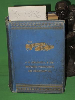 Philadelphia Blue Book: Elite Directory: Boyd's