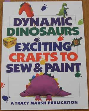 Dynamic Dinosaurs: Exciting Crafts to Sew and Paint