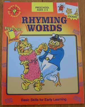 Rhyming Words: Basic Skills for Early Learning
