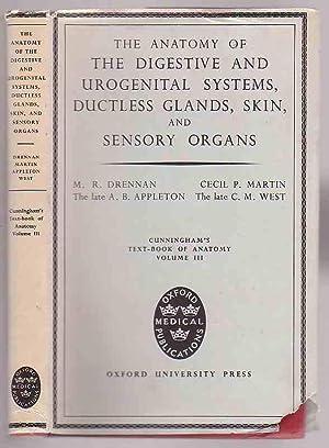 The Anatomy of the Digestive and Urogenital: Drennan, M. R.