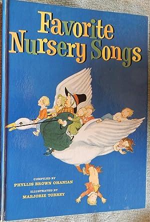 Favorite Nursery Songs.: Ohanina, Phyllis Brown,