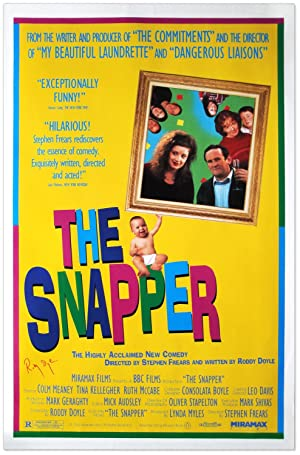 The Snapper. One Sheet Film Poster.