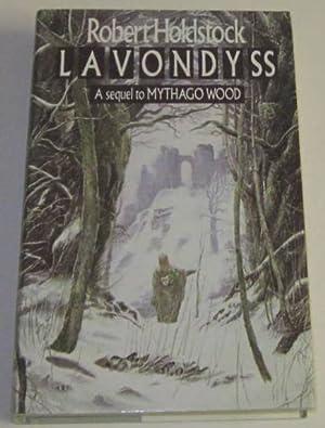 Lavondyss (Unread 1st): Holdstock, Robert