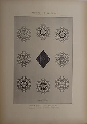 Motifs historiques d'architecture et de sculpture d'ornement.: DALY CESAR.