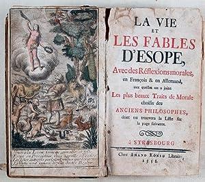 La Vie et Les Fables d'Esope, Avec: Aesopus (Esopus);
