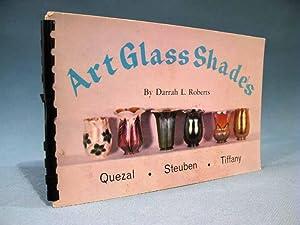 Art Glass Shades: Quezal, Steuben, Tiffany: Darrah L. Roberts