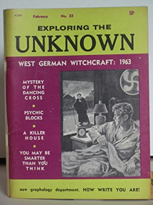 Exploring the Unknown No. 33 (Volume 6: Lowndes, Robert A.