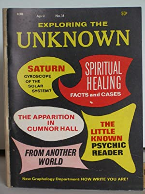 Exploring the Unknown No. 34 (Volume 6: Lowndes, Robert A.