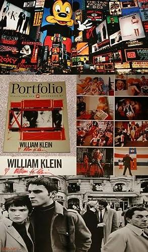 WILLIAM KLEIN PORTFOLIO MAGAZINE: STERN PORTFOLIO LIBRARY: The Editors of