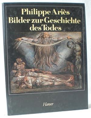Bild des Verkäufers für Bilder zur Geschichte des Todes. Deutsch von Hans-Horst Henschen. zum Verkauf von AixLibris Antiquariat Klaus Schymiczek