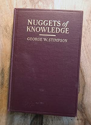 NUGGETS OF KNOWLEDGE