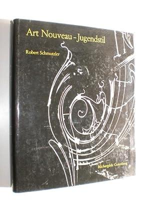 Art Nouveau - Jugendstil.: SCHMUTZLER, Robert: