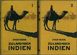 Zu Land nach Indien durch Persien, Seistan,: Hedin, Sven: