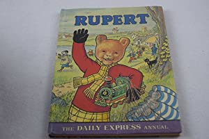 Rupert, the Daily Express Annual - 1976: Daily Express