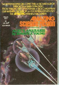 AMAZING Science Fiction: March, Mar. 1977: Amazing (Robert F.