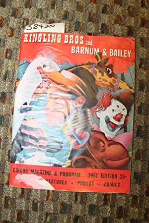 1951 edition: Ringling Bros. and