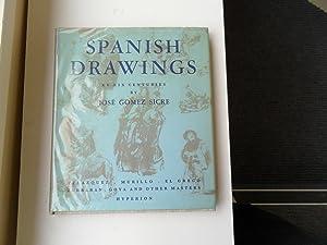 Spanish Drawings: Gomez Sicre J