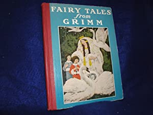 Fairy Tales from Grimm: Mabie, Hamilton W.,