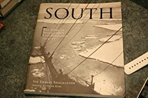 South: The story of Shackleton's last expedition: Sir Ernest Henry