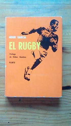 RUGBY, EL: Garcia, Henri