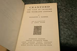 The Cage At Cranford, The Moorland Cottage: Elizabeth C. Gaskell