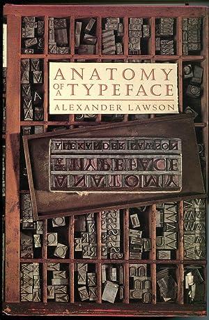 Anatomy of a Typeface: Alexander Lawson