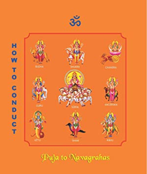 Seller image for How to Conduct Puja to the Navagrahas for sale by PERIPLUS LINE LLC