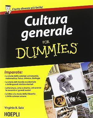 Cultura generale For Dummies: Virginio B., Sala