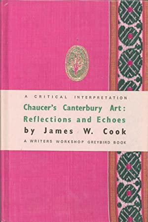 Seller image for CHAUCER'S CANTERBURY ART: Reflections & Echoes for sale by PERIPLUS LINE LLC