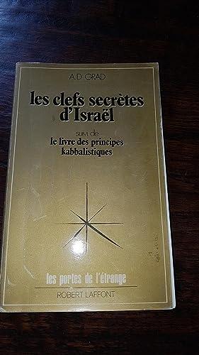 LES CLEFS SECRETES D'ISRAEL SUIVI DE LE: A.D. GRAD