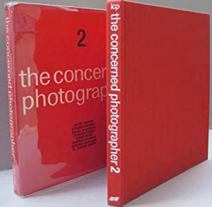Seller image for 2 The Concerned Photographer for sale by Midway Book Store (ABAA)