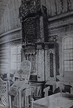 Boznice Drewniane (Wooden Synagogues): cand Kazimierz; Kayser,