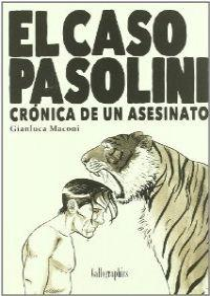 El caso Pasolini Cronica de un asesinato: Maconi, Gianluca