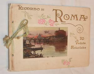 Ricordo di Roma: 20 Vedate Artische: no author given
