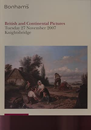 Bonhams November 2007 British & Continental Pictures: Bonhams
