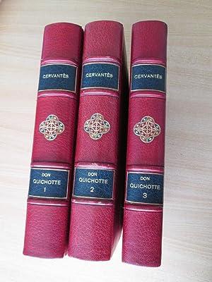 Image du vendeur pour L'ingénieux Hidalgo DON QUICHOTTE DE LA MANCHE mis en vente par Librairie Quillet