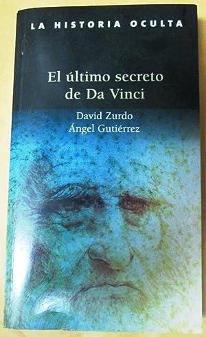 EL ULTIMO SECRETO DE DA VINCI: ZURDO, David y