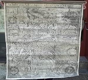 Archiducatus Austriae Superioris Geographica Descriptio facta Anno: Vischer, Georg M.: