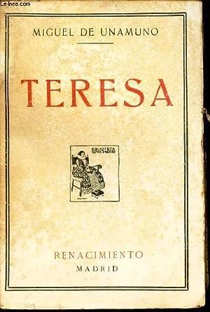 TERESA - RIMAS DE UN POETA DESCONOVIDO: DE UNAMUNO MIGUEL