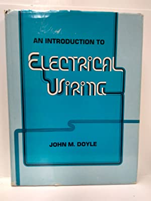 An Introduction to Electrical Wiring