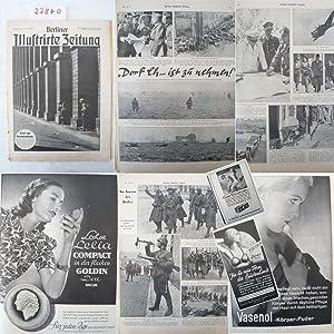 Seller image for Berliner Illustrirte Zeitung Nr. 24 vom 13. Juni 1940 / 49. Jahrgang * F r a n k r e i c h f e l d z u g d e r D e u t s c h e n W e h r m a c h t for sale by Galerie für gegenständliche Kunst