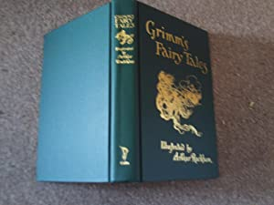 Grimm's Fairy Tales (Calla Editions) (a first: Jacob and Wilhelm