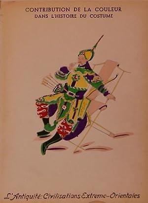 La Couleur Dans l'Histoire Du Costume: L'Antiquite: Potet, L. Robert