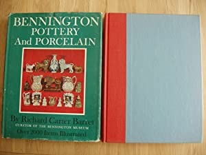 Bennington Pottery and Porcelain - A Guide to Identification