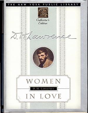 Women in Love (New York Public Library: Lawrence, D.H.(David Herbert