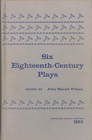 Seller image for Six Eighteenth Century Plays for sale by PERIPLUS LINE LLC