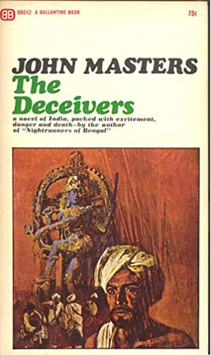Seller image for The Deceivers for sale by PERIPLUS LINE LLC