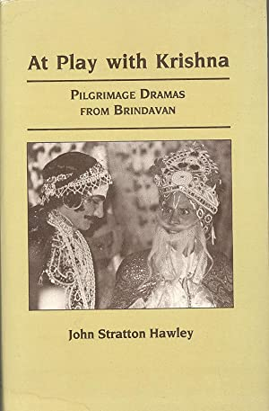 Seller image for AT PLAY WITH KRISHNA: Pilgrimage Dramas from Brindavan for sale by PERIPLUS LINE LLC