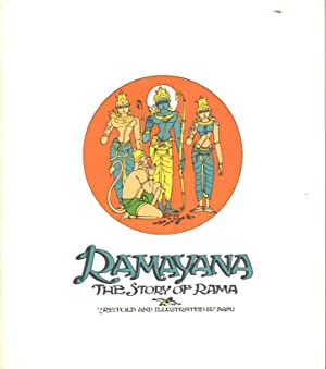 Seller image for RAMAYANA: THE STORY OF RAMA for sale by PERIPLUS LINE LLC