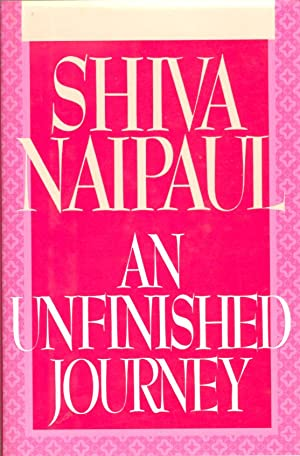 Seller image for UNFINISHED JOURNEY for sale by PERIPLUS LINE LLC